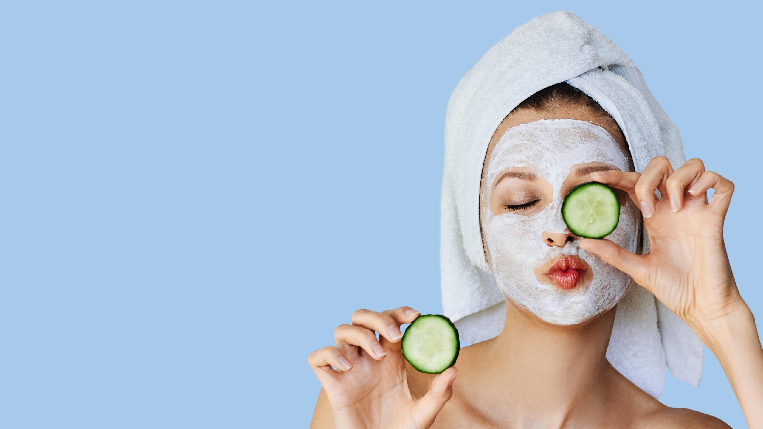 DIY Facemasks you can make at home