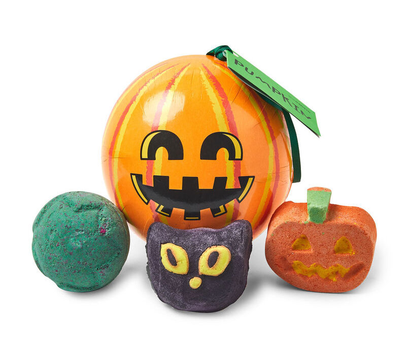 LUSH launches a spookily good Halloween collection