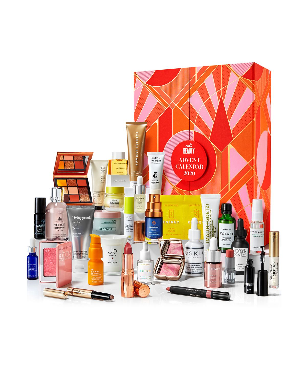 Too early for Christmas? Check out this Cult Beauty advent calendar worth over €1000