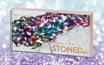 The latest Urban Decay Stoned Palette will have you ready to radiate good vibes