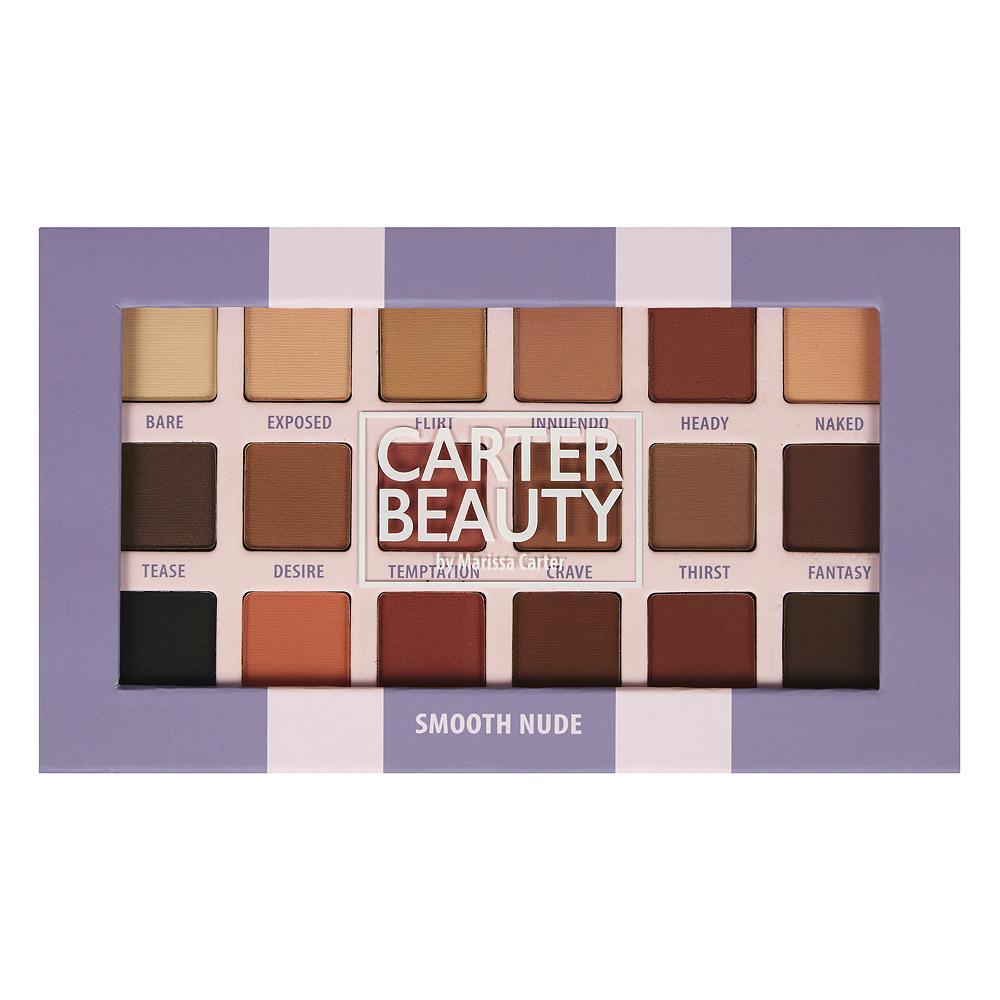 Carter Beauty 18-Shade Eyeshadow Palette