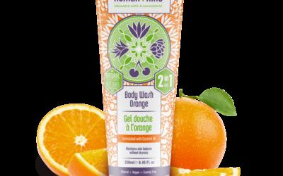 Human+Kind – Body Wash Orange