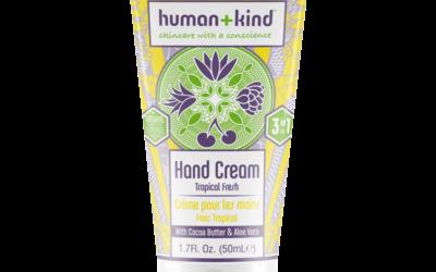 Human+Kind Hand Cream Tropical Fresh
