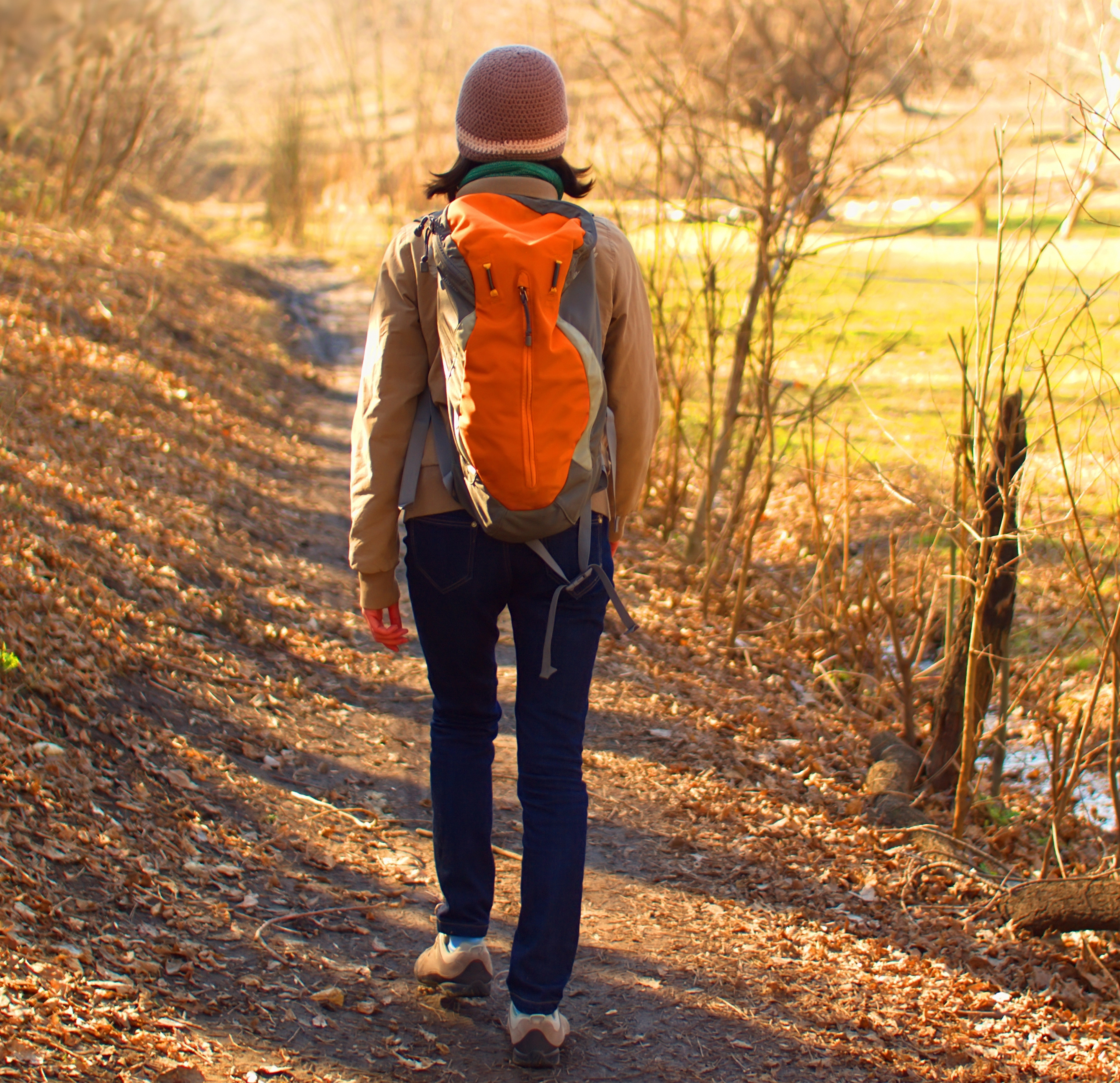 Self Care - Walking with the Beauty Buddy