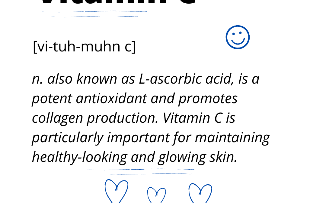 Vitamin C – Ingredient Overview