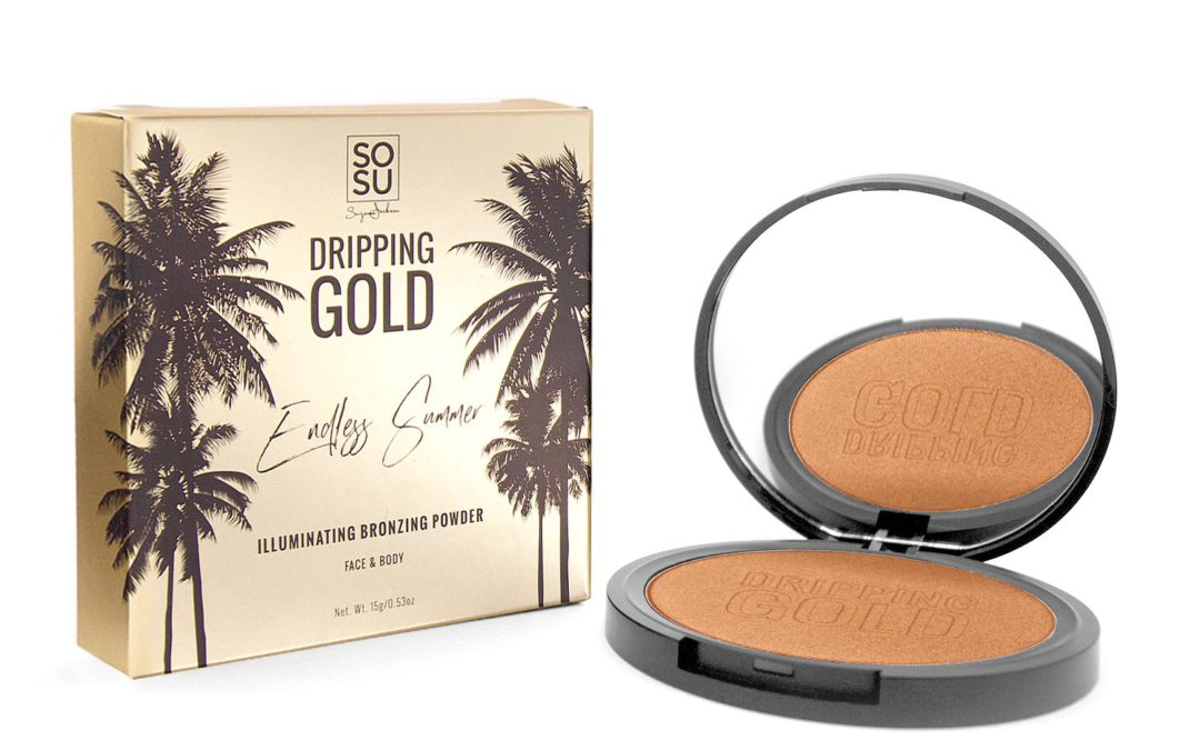SOSU Endless Summer Illuminating Bronzer