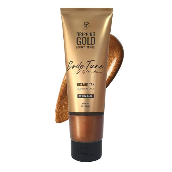 Dripping Gold Body Tune Instant Tan