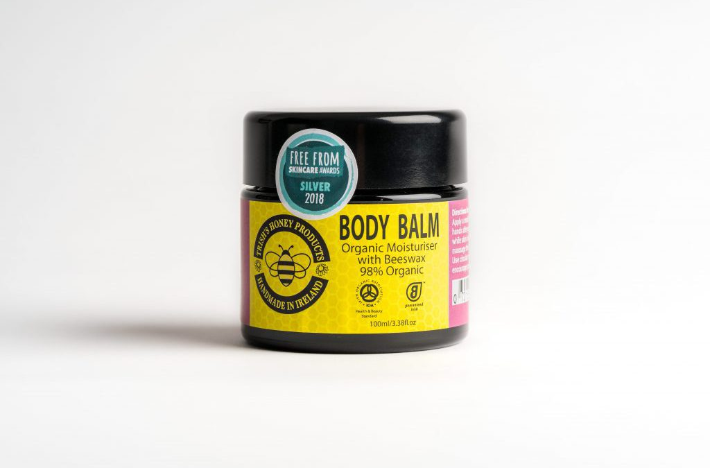 Trish's Honey Products Body Balm with Beeswax