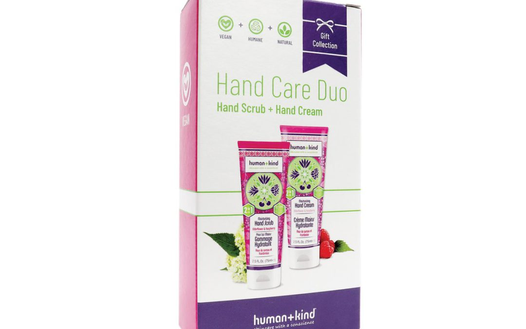 Human + Kind Hand Duo