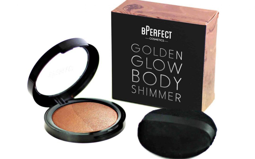 BPerfect Golden Glow Body Shimmer