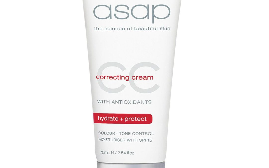 ASAP CC Correcting Cream SPF15